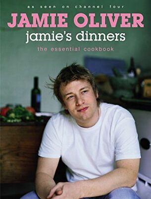 Jamie's Dinners, Oliver, Jamie, UsedVeryGood, Hardcover