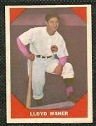 1960 Fleer Baseball