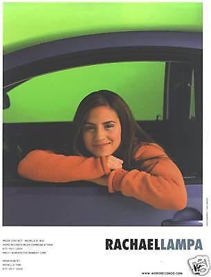 Rachael Lampa Publicity Photo