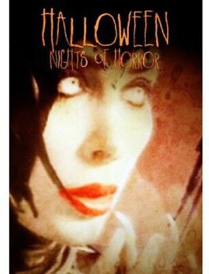 Halloween Nights of Horror [New DVD]](Halloween Nights Of Horror)