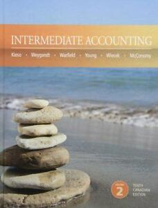 9781118300855 Intermediate Accounting 10th Canadian Edition Volu