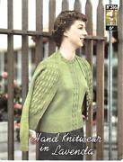 Knitting Pattern Lavenda