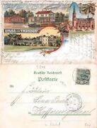 Alte Ansichtskarten Litho