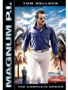 Magnum P.I.: The Complete Series [New DVD] Boxed Set, Snap Case