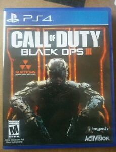 Call of Duty : Black Ops 3 - PS4 West Island Greater Montréal image 1
