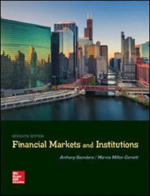 Financial Markets and Institutions 7e Global Edition