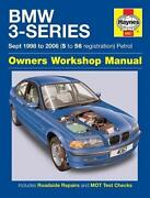 BMW Workshop Manual
