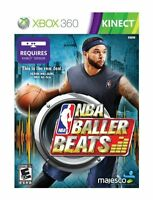 New Sealed NBA Baller Beats - Xbox 360