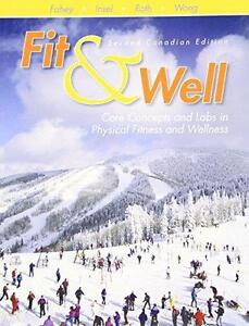 Fit & Well 2nd edition