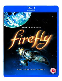 Firefly: The Complete Series on Blu-ray - Brand New, Half Price!