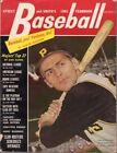 Pittsburgh Pirates Baseball 1961 Vintage Sports Publications