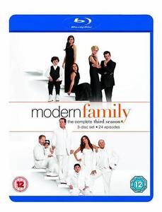 Modern Family: Season 3 Box Set (3 Discs) - Blu-ray