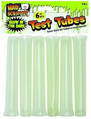 Mad Scientist Lab Haunted House Carnival Halloween Party Favor Glow Test Tubes](Mad Scientist Lab Halloween Party)