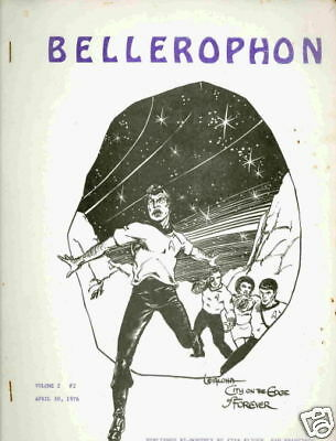 Bellerophon Volume 2  2 April 1976   Classic Star Trek
