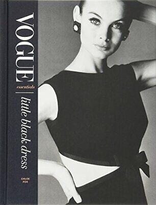 Vogue Essentials: Little Black Dress New Hardcover Book