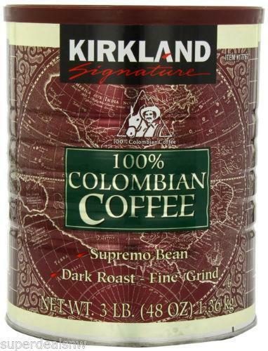Kirkland Coffee Ebay