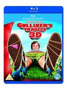 Gullivers Travels 3D Blu Ray