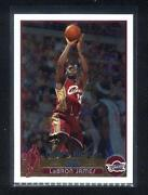 2003-04 Topps Chrome Lebron James