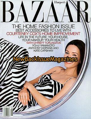 Bazaar 6/99,Courteney Cox,June 1999,NEW