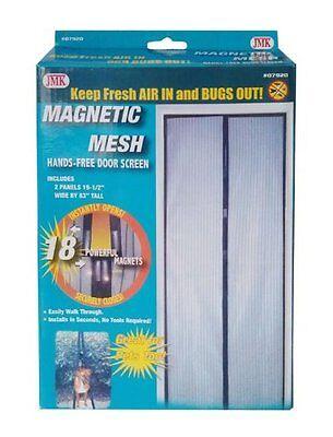 IIT 07920 Magnetic Mesh Hands-Free Door Screen