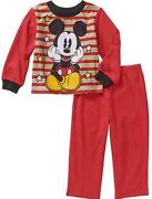 Boys Mickey Mouse Pajamas