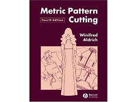 Fashion design & pattern cutting books