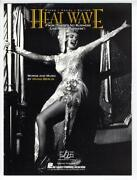 Marilyn Monroe Sheet Music