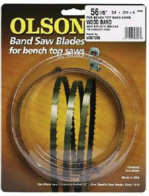 Olson 2 Pack Band Saw Blade 38 Wide X 93-12 Long 4 Tpi
