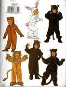 Monkey Costume Patterns