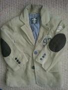 Boys Cord Jacket