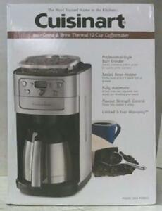 Cuisinart Automatic Grind & Brew Thermal 12 Cup Coffeemaker