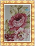 Laura Ashley Pink Curtains