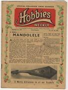 Hobbies Weekly