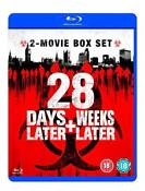 28 Days Later 28 Weeks Later