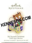 Hallmark My Second Christmas
