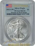Silver American Eagle MS70 Lot
