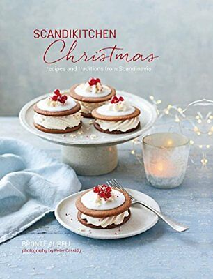 A ScandiKitchen Christmas: Recipes and Traditions for a Joyful Jul-Bronte Aurell ()