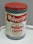 Potato Chip Can