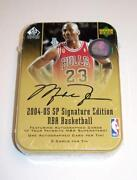 Michael Jordan Gold Card Upper Deck