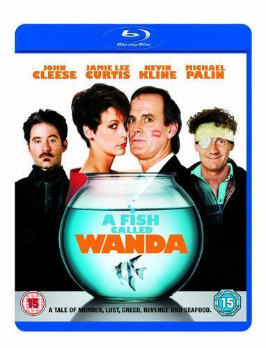 A Fish Called Wanda - Blu-ray