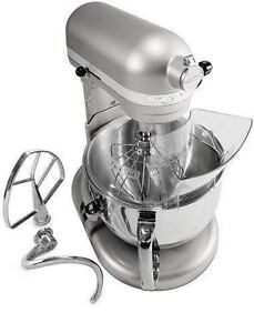 KitchenAid 5qt. Deluxe Edition StandMixer (never used) reg. 599$