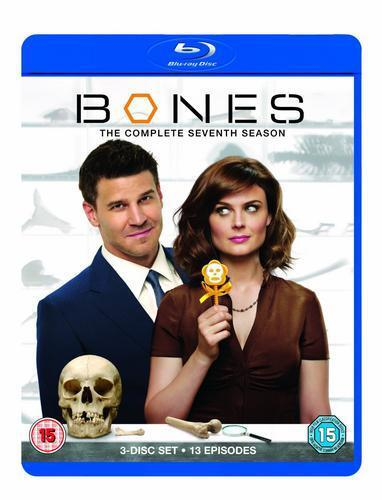 Bones: Season 7 Box Set (3 Discs) - Blu-ray