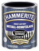 Metallschutzlack Schwarz