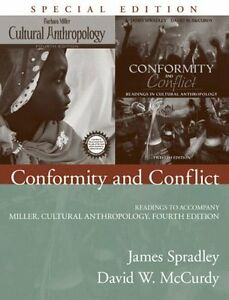 book: Conformity and Conflicts : Anthropology university book