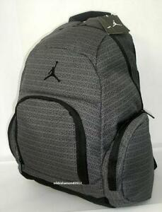 9817eed15acffa Black Jordan Backpack