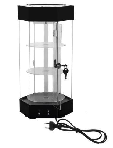 plexiglas vitrine ebay. Black Bedroom Furniture Sets. Home Design Ideas