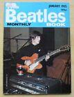 January Beatles Monthly Magazines