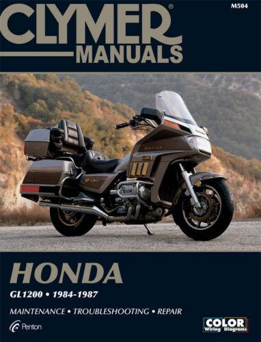 Honda Gl1200i '84 Gl1200i Goldwing Interstate 1984 Parts 2015 Honda Goldwing Owners Manual Honda Goldwing Service Manual Free Download 1983 Honda Goldwing Aspencade Service Manual