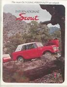 1966 International Scout