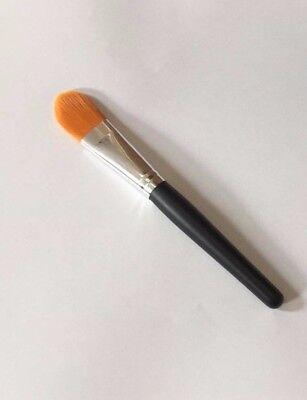 Classic Flat Face Makeup Cosmetic Foundation Blush Contour Concealer Soft Brush